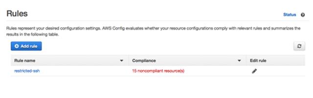 1. AWS Config v Config Rules