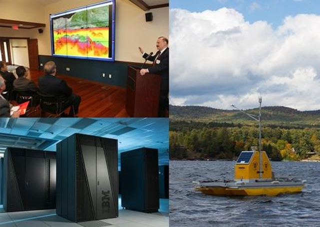 Rensselaer Polytech Research Creates a 'Smart Lake'