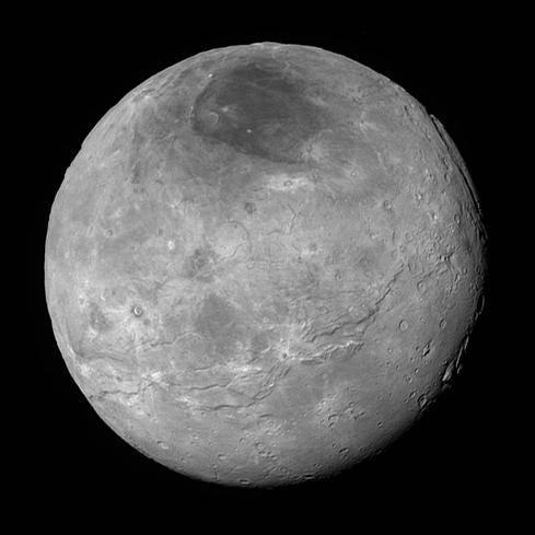 NASA's New Horizons Transmits New Pluto, Charon Images