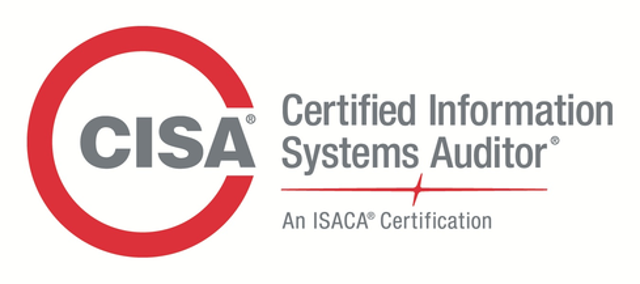 The CISA certification is a globally recognized certification for IS audit control, assurance and security professionals. Wit
