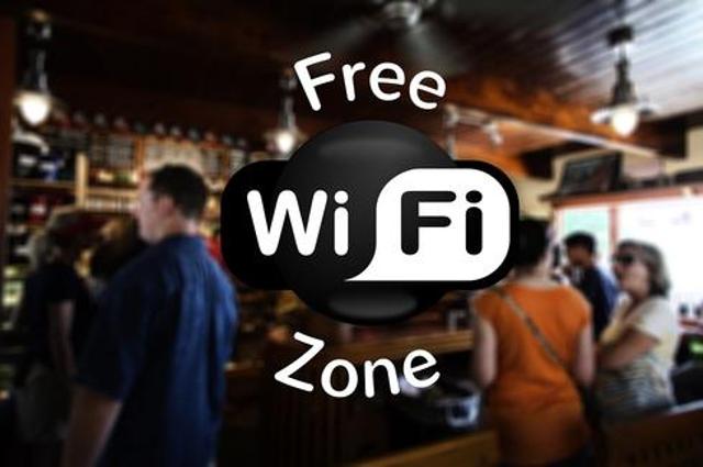 Using Public WiFi Unprotected
