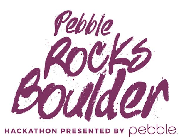 Pebble Rocks Boulder