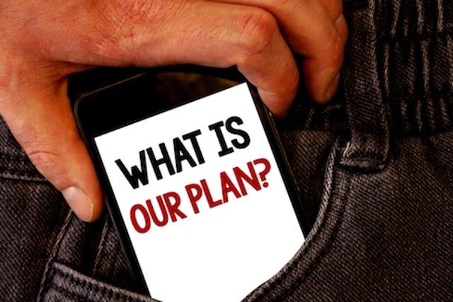 Build a Strong Plan