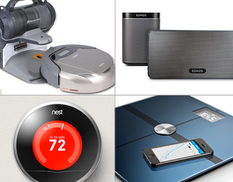 8 Gadgets For The High-Tech Home