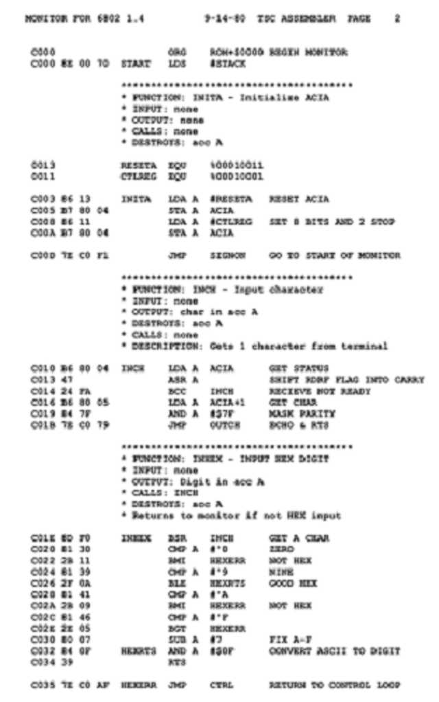 Real Programmers Write In Assembly Language