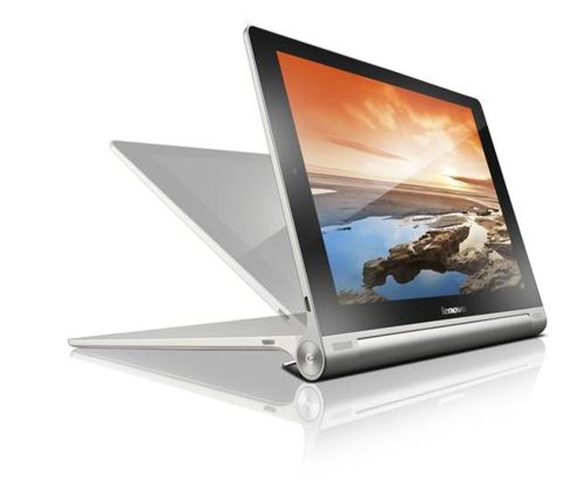 Lenovo IdeaPad Yoga: The Hybrid Boom