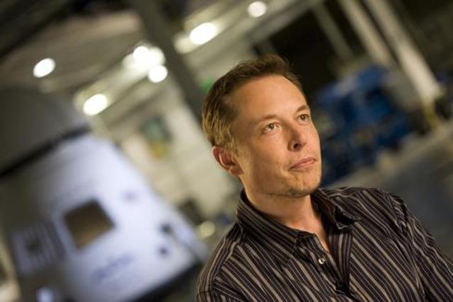 9. Elon Musk, Tesla Chairman and CEO