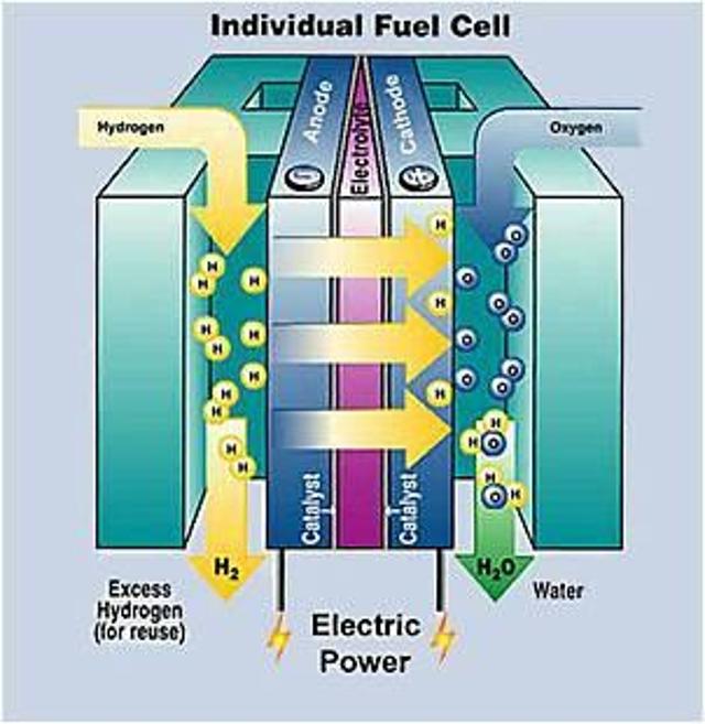 Fuel Cells: Power Generation, Not Consumption