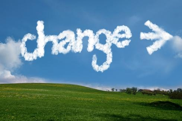 Change Is At Hand