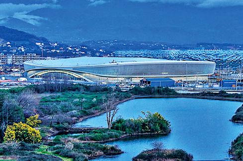 Sochi Olympics 2014: 10 Technologies In Spotlight