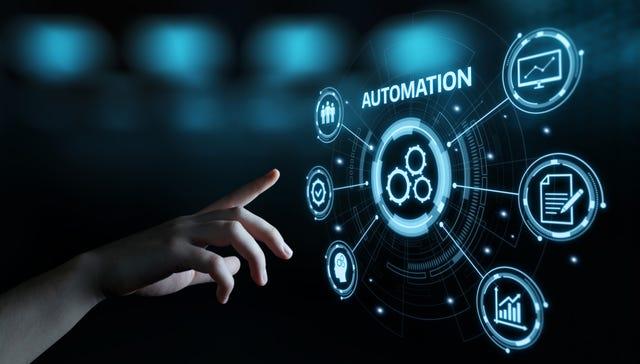 Automation concept image