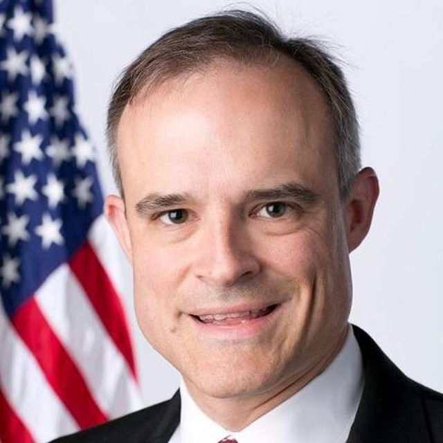 Michael Daniel, Special assistant to the President and cybersecurity coordinator, The White House