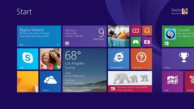 Why It Matters: It's Not Windows 8