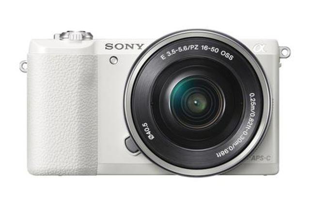 Sony a5100: WiFi, Ultra-Fast Auto Focus