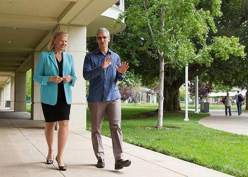 Apple-IBM Deal: 9 Moves Rivals Should Make