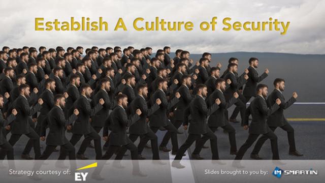 Establish A Culture of Security