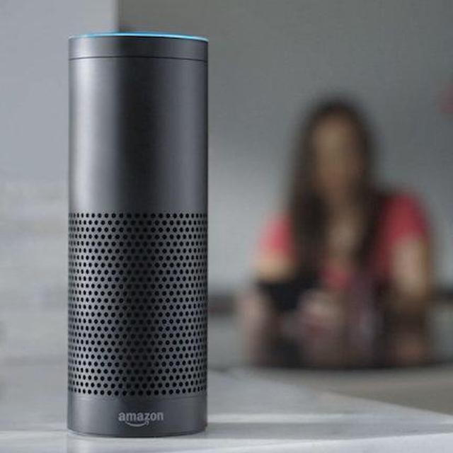 Amazon Alexa Is Listening