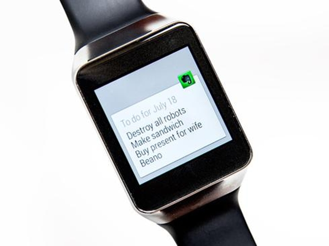 EvernoteAlready popular as a smartphone app for note-taking, voice memos, to-do lists, and webpage archiving, Evernote has be