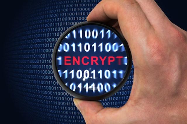 Encryption Versus Visibility