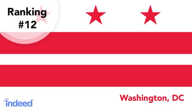 #12 – Washington, DC