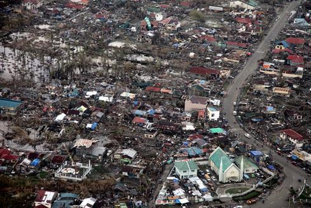 Drones for disastersAmong other applications, aerial drones can bring views of hard-to-reach places, such as this image of th