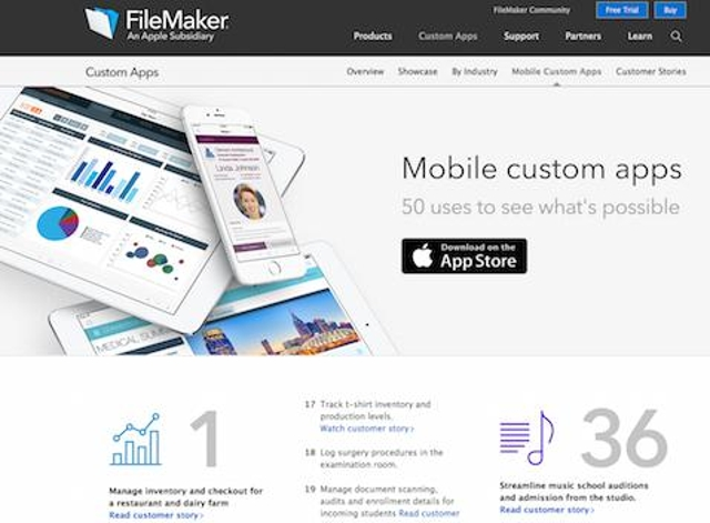FileMaker 15