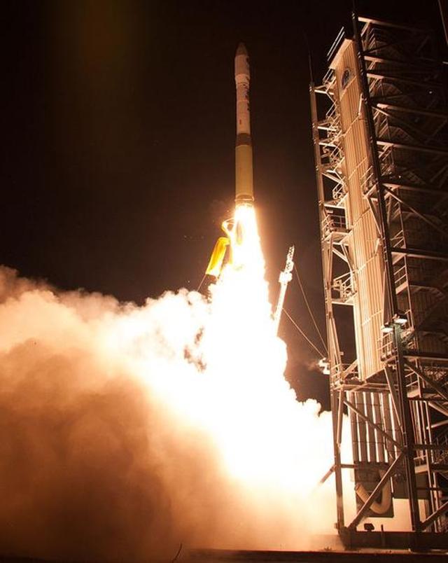 Multi-satellite launch