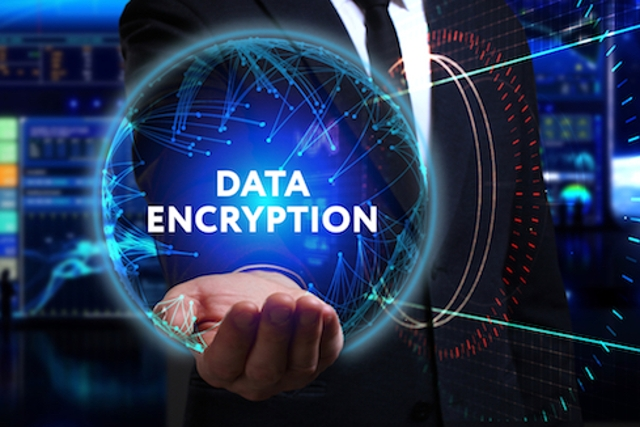 Distributed Encryption