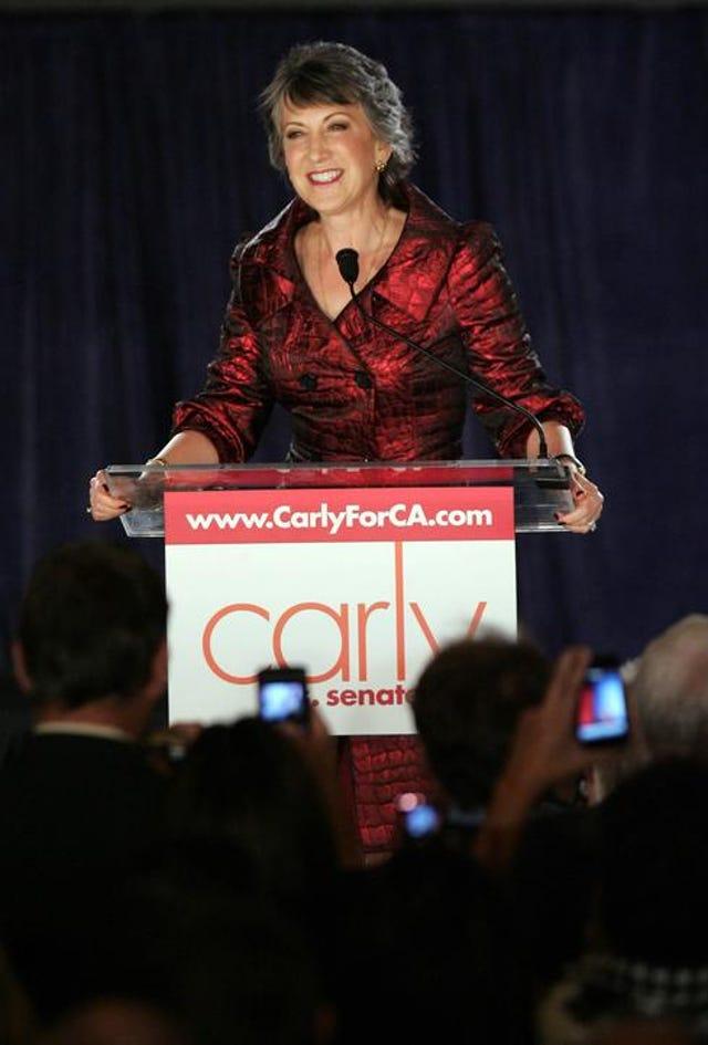 Carly Fiorina Named CEO: July 19, 1999