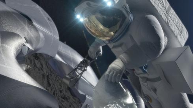NASA launched its asteroid research mission in April 2013, setting aside $105 million toward mining asteroids in space. The m