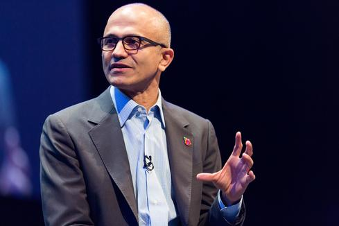 Microsoft's Satya Nadella: What's Changed A Year Later?