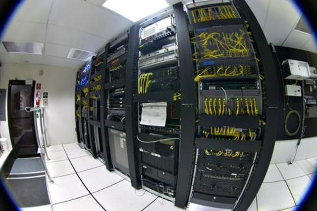 Enterprise-Defined Data Centers
