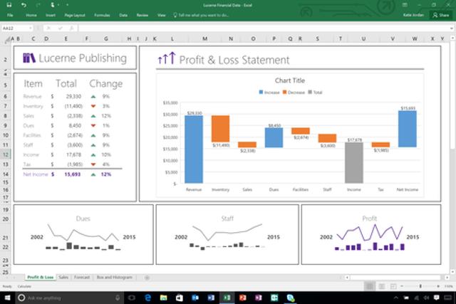 Excel: Data Visualization