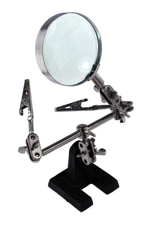 Helping Hands Magnifying Glass, $6.26