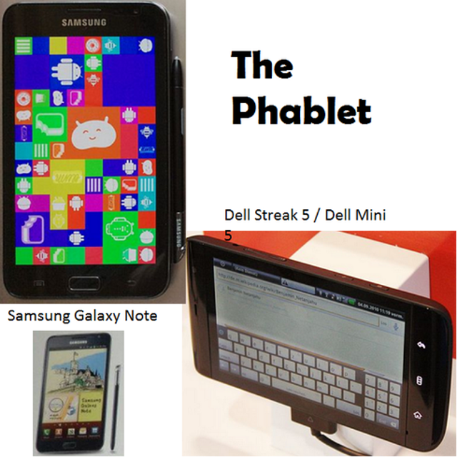 The phablet