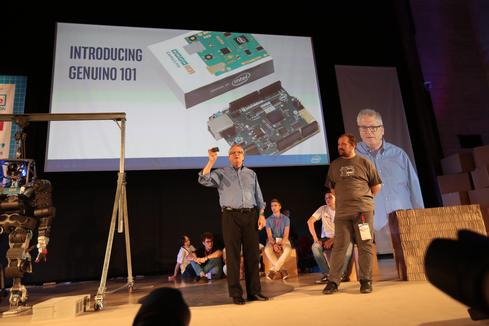 Intel's Arduino 101: 11 Reasons You Need It