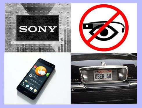 8 Biggest Tech Disappointments Of 2014