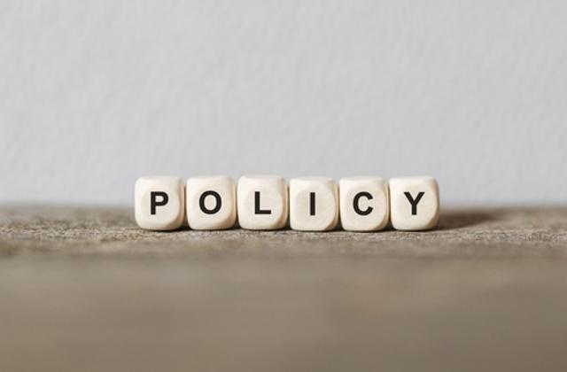 Develop defined policies and procedures.