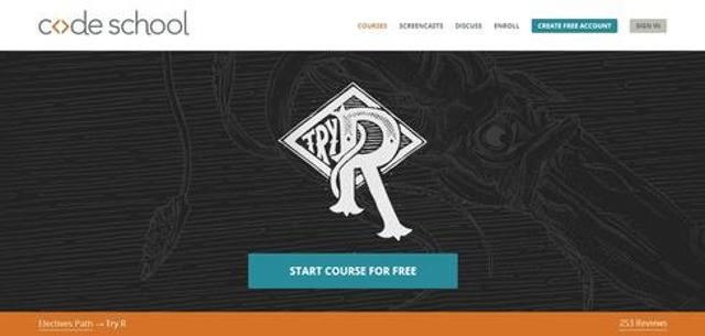 Learn The R Programming LanguageCode School