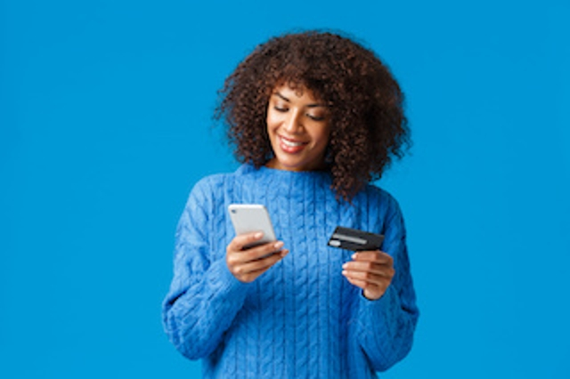 Only Use Credit Cards for Online Shopping Purchases