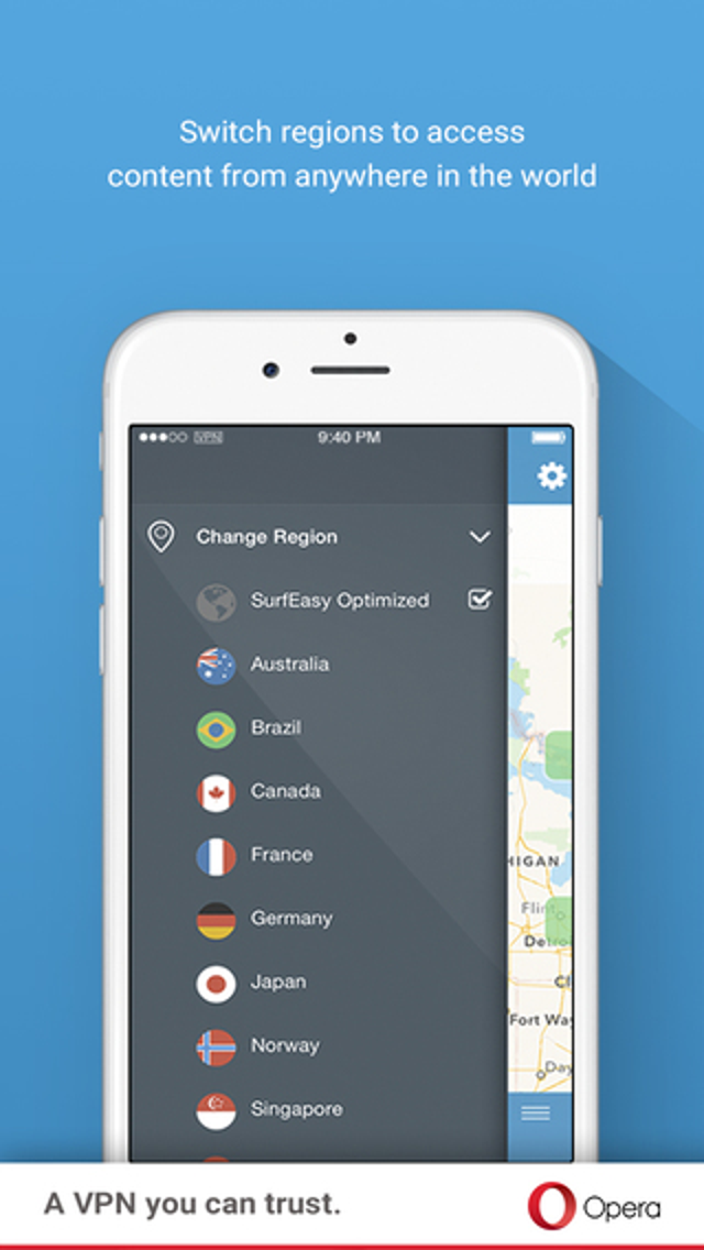SurfEasy VPN Lets You Browse Anonymously