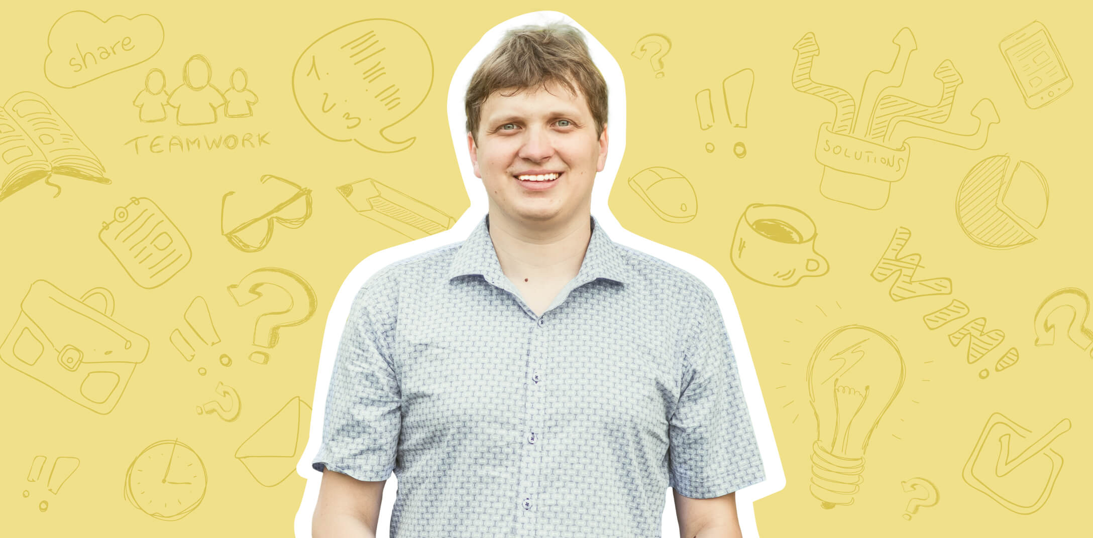 Vadim Kulaga, EPAM Anywhere's Delivery Manager