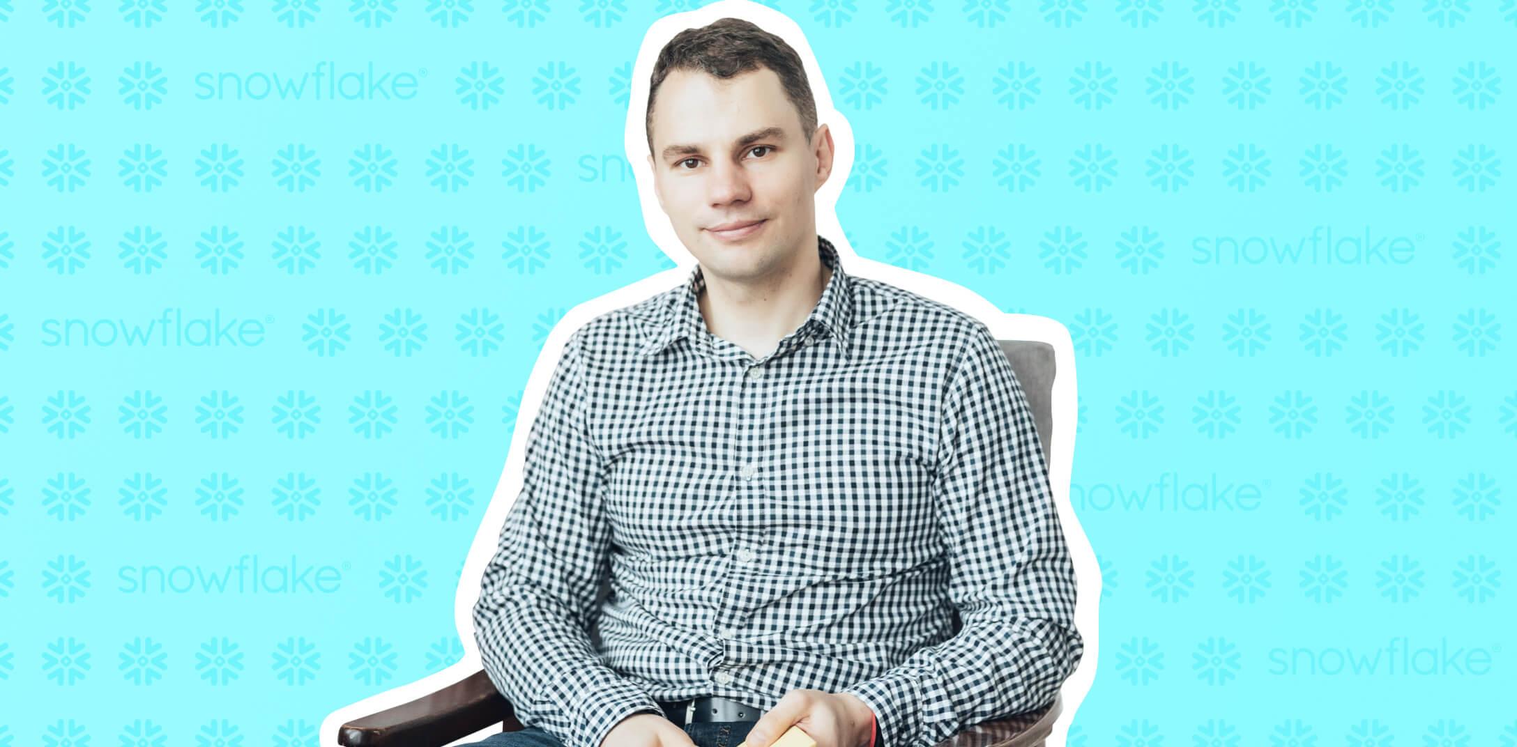 Maksim Krupenin, Solution Architect
