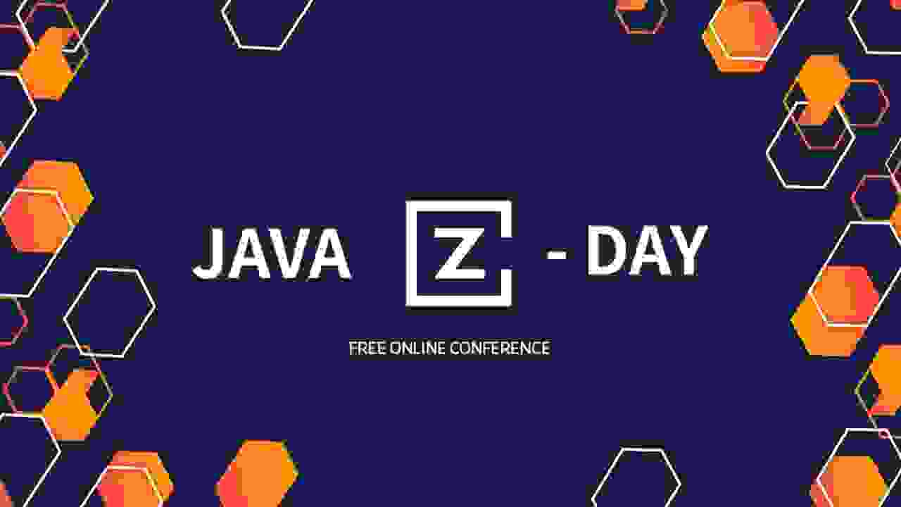 Logo of Java online conference java Z-Day