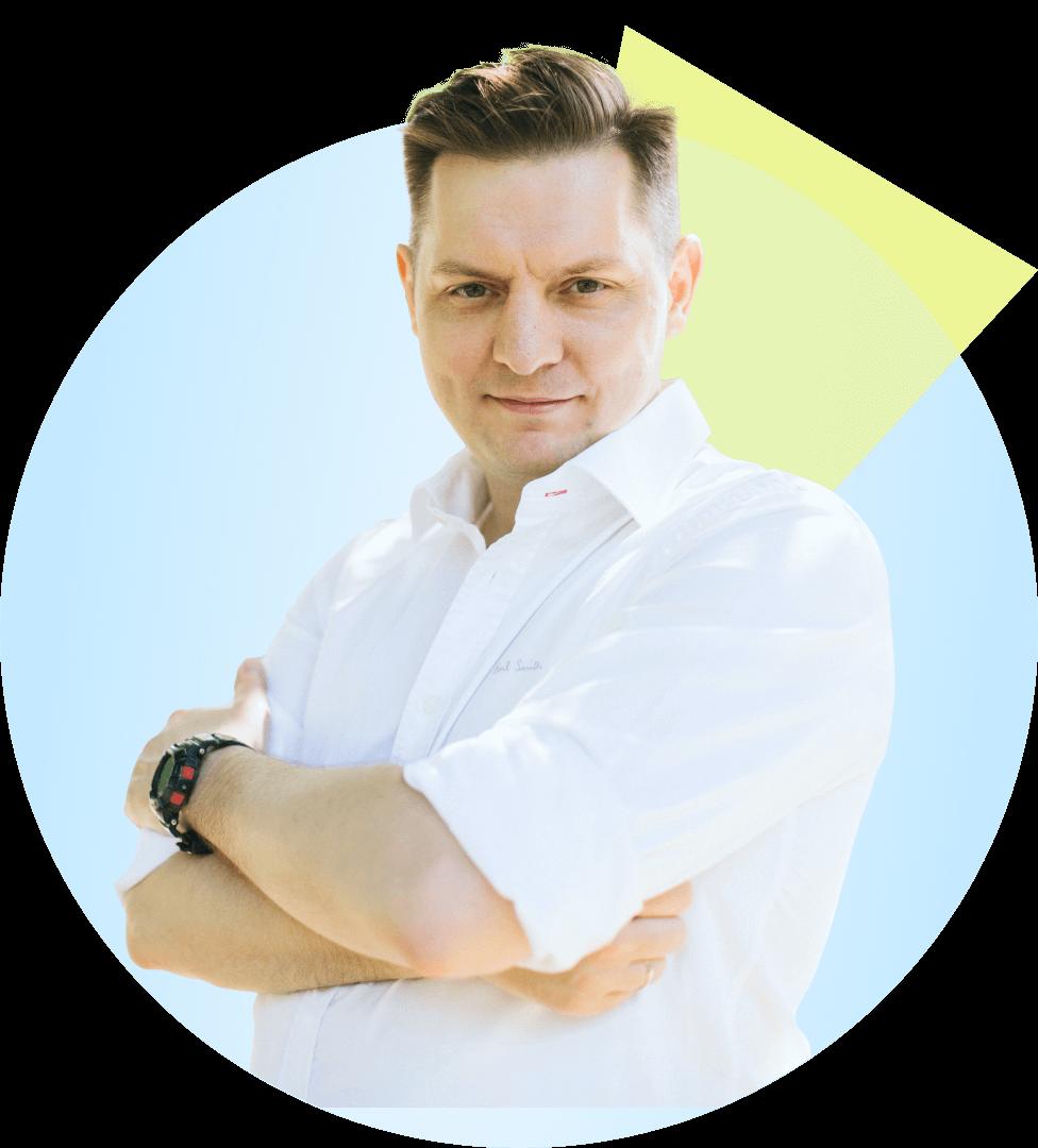 Konstantin, Lead Experience Designer