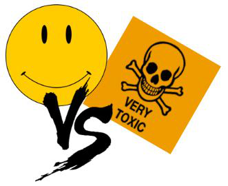Nice vs toxic community