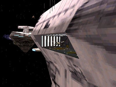 Nebulon Hospital Ship