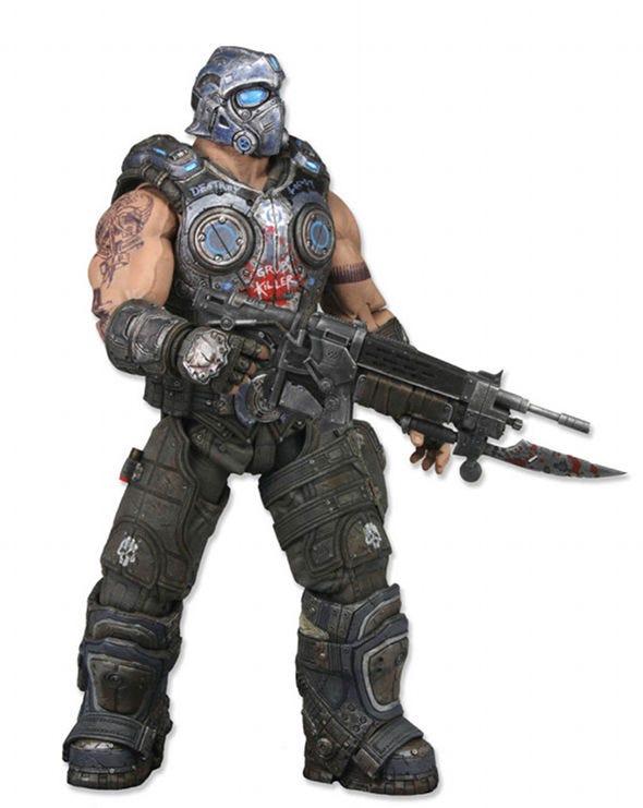 Carmine Gears 3 Version