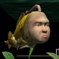 Seaman [1999] on Dreamcast