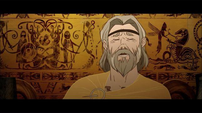 Image from Banner Saga gameplay